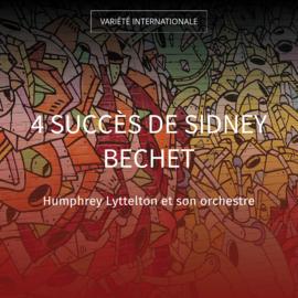 4 succès de Sidney Bechet