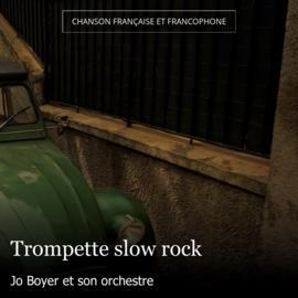 Trompette slow rock