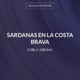 Sardanas en la Costa Brava