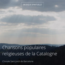 Chansons populaires religieuses de la Catalogne