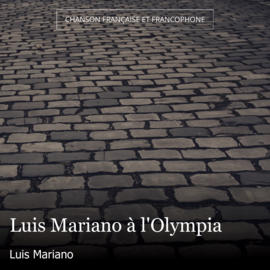 Luis Mariano à l'Olympia