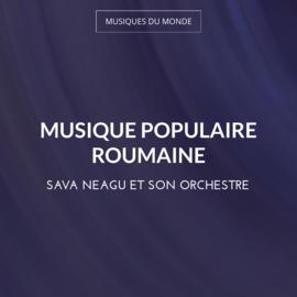 Musique populaire roumaine