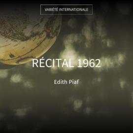 Récital 1962