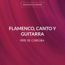 Flamenco, Canto y Guitarra