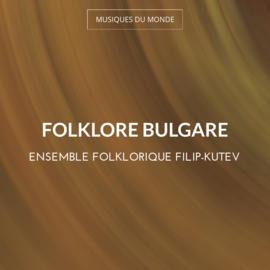Folklore bulgare