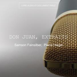 Don juan, extraits