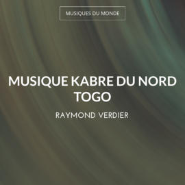 Musique kabre du Nord Togo