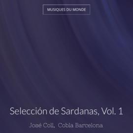 Selección de Sardanas, Vol. 1