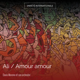 Ali / Amour amour