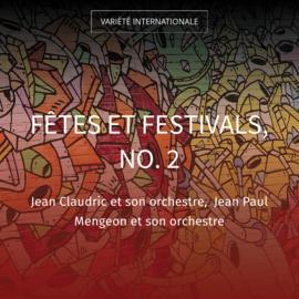 Fêtes et festivals, no. 2