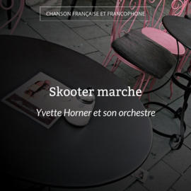 Skooter marche