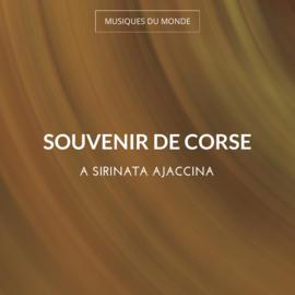 Souvenir de Corse