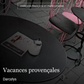 Vacances provençales