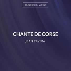 Chante de Corse