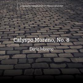 Calyspo Moreno, No. 8