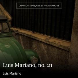 Luis Mariano, no. 21