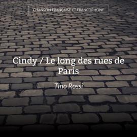Cindy / Le long des rues de Paris