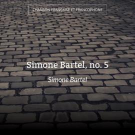 Simone Bartel, no. 5