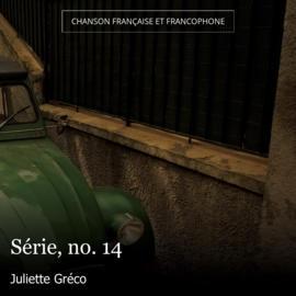 Série, no. 14