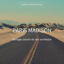 Paris madison