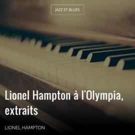 Lionel Hampton à l'Olympia, extraits