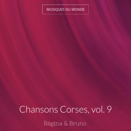 Chansons Corses, vol. 9