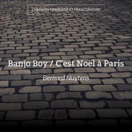 Banjo Boy / C'est Noël à Paris