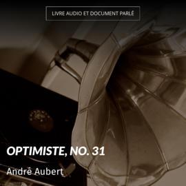 Optimiste, no. 31
