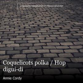 Coquelicots polka / Hop digui-di