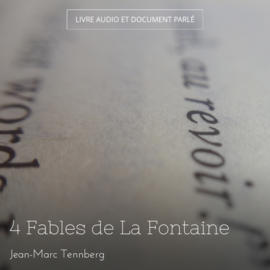 4 Fables de La Fontaine
