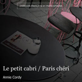 Le petit cabri / Paris chéri