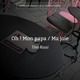 Oh ! Mon papa / Ma joie
