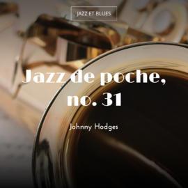 Jazz de poche, no. 31