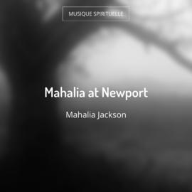 Mahalia at Newport