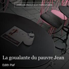 La goualante du pauvre Jean