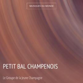 Petit bal champenois