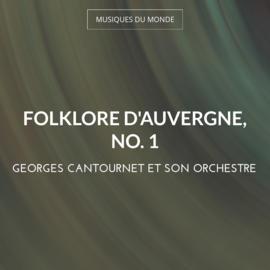 Folklore d'Auvergne, no. 1