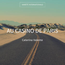 Au casino de Paris