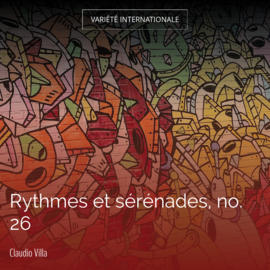 Rythmes et sérénades, no. 26