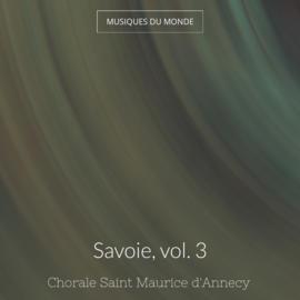 Savoie, vol. 3