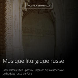 Musique liturgique russe