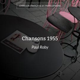 Chansons 1955