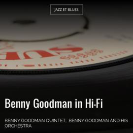 Benny Goodman in Hi-Fi