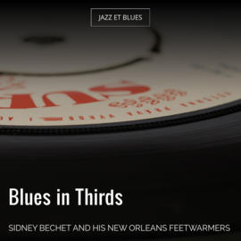 Blues in Thirds