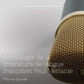 Anthologie de la littérature de langue française: Paul Verlaine