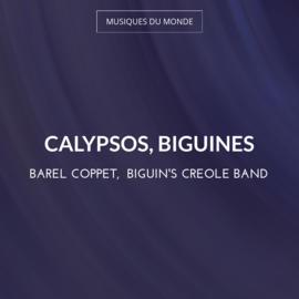 Calypsos, biguines