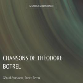 Chansons de Théodore Botrel