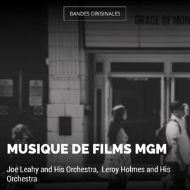 Musique de films MGM