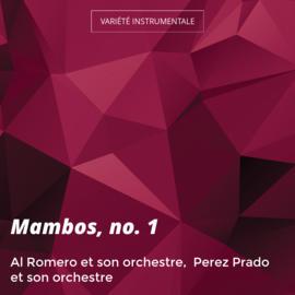Mambos, no. 1
