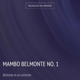 Mambo Belmonte No. 1